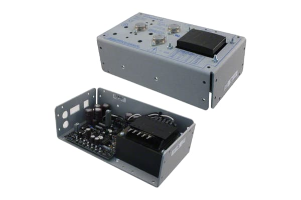 Product image for POWER SUPPLY LINEAR REGULATED 24V 4.8A