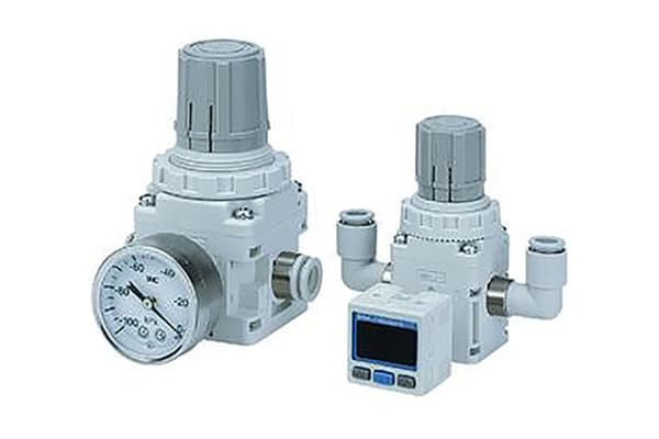 Product image for Vacuum Regulator, W.Bracket and Gauge