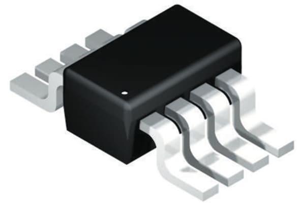 Product image for LTC2912 Voltage Supervisor 3.3V TSOT23-8