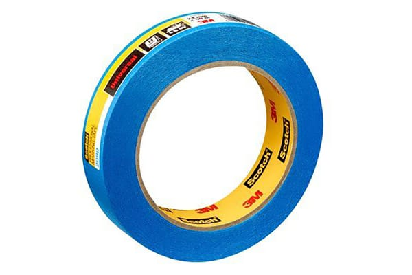 Product image for 2090 Masking tape blue 25mmx50m