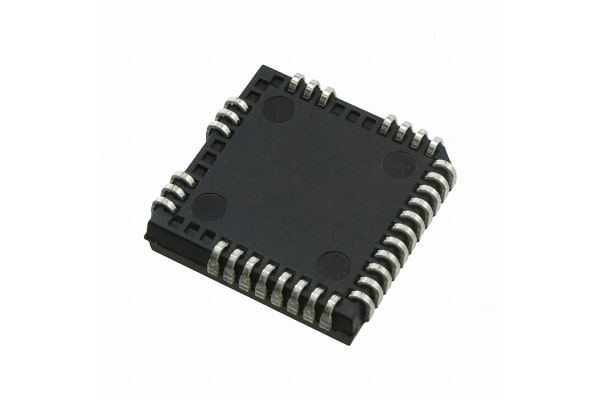 Product image for 3-PHASE BRIDGE MOSFET DRIVER 0.5A PLCC32
