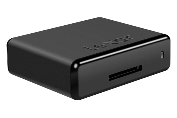 Product image for LEXAR PROFESSIONAL CFR1 CF USB 3.0