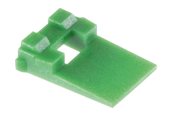 Product image for ML-XT,LOCK, 2 WAY, RECEPTACLE, GREEN