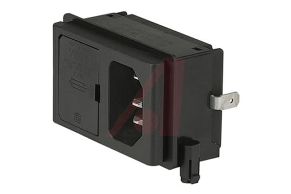 Product image for POWER ENTRY MODULE 10A 3 POS 250VAC 1P