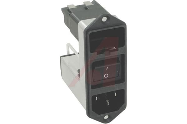 Product image for CD POWER ENTRY MODULE