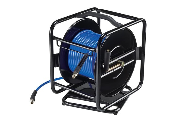 Product image for Hose Reel, Polyurethane 8mm, 30m