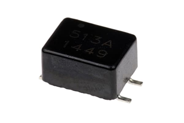 Product image for Common Mode Choke SMD 470uH