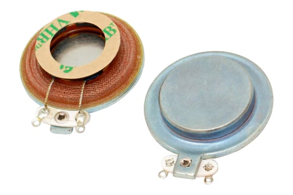 Product image for AUDIO EXCITER, 19MM TYPE, 2W, 8OHM