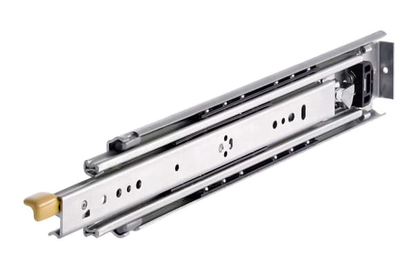 Product image for DZ9308 TELESCOPIC SLIDE, LEFT, 508MM