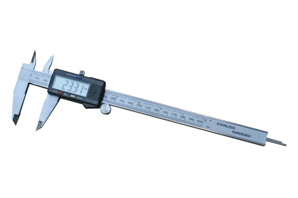 Product image for Metric Only Caliper 200mm