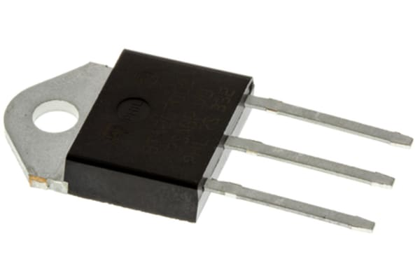 Product image for TRIAC 600V 25A Snubberless TOP3 Ins