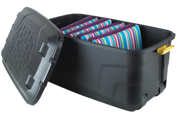 Product image for Trunkbox 145LTR,900x520x450mm,Black
