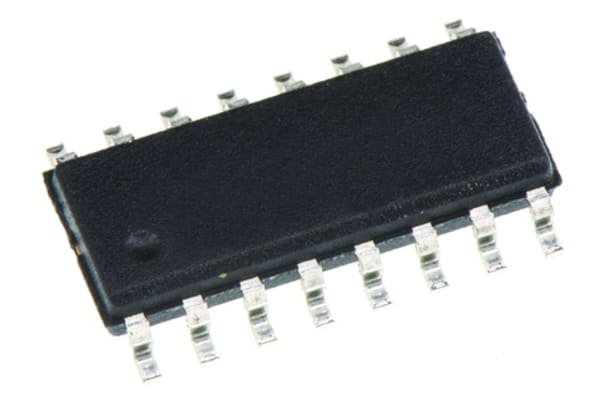 Product image for Analog Multiplexer Single 4:1 SOIC16