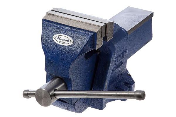 Product image for Irwin Bench Vice x 83mm 127mm x 165mm, 24kg