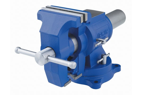 Product image for Irwin Bench Vice x 70mm 125mm x 125mm, 14.9kg