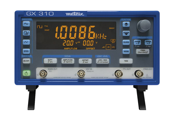 Product image for FUNCTION GENERATOR  DDS 10MHZ