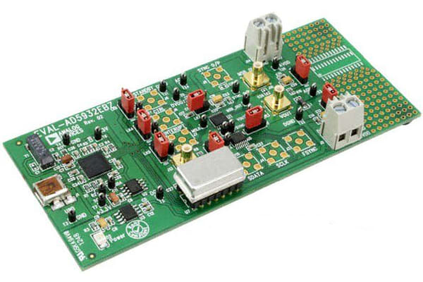 Product image for Eval Board for AD5932 Waveform Generator