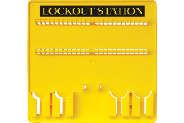 Product image for 48 Lock Lockout Station