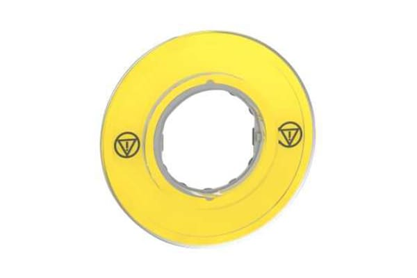 Product image for 60MM 3D EMERGENCY SWITCH OFF LEGEND