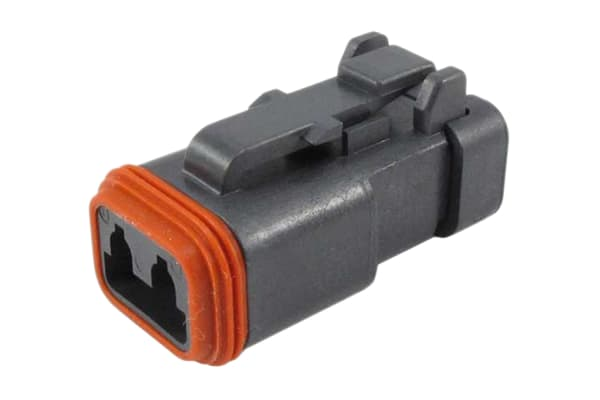 Product image for 2 WAY DT PLUG WITH END CAP