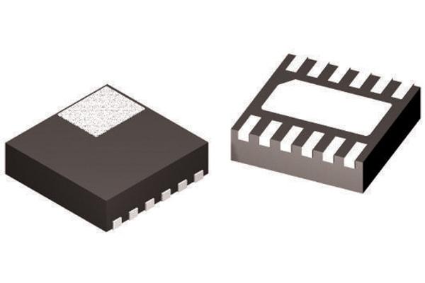 Product image for LDO Voltage Regulator 20V 0.5A DFN12 EP