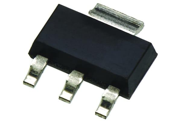 Product image for LDO Voltage Regulator 2.5V 0.8A SOT223