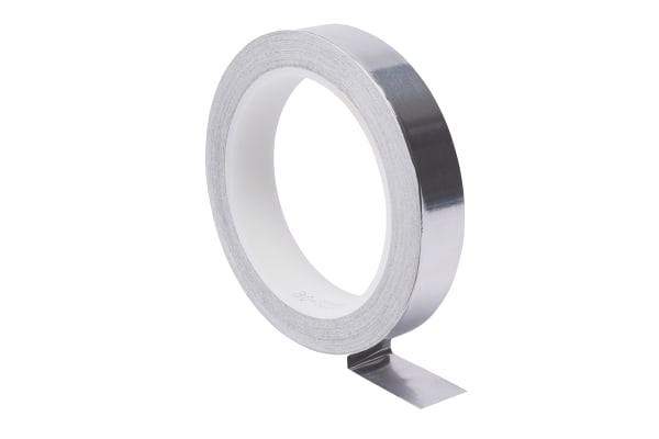 Product image for 1170 aluminium foil tape 6mmx16,5m