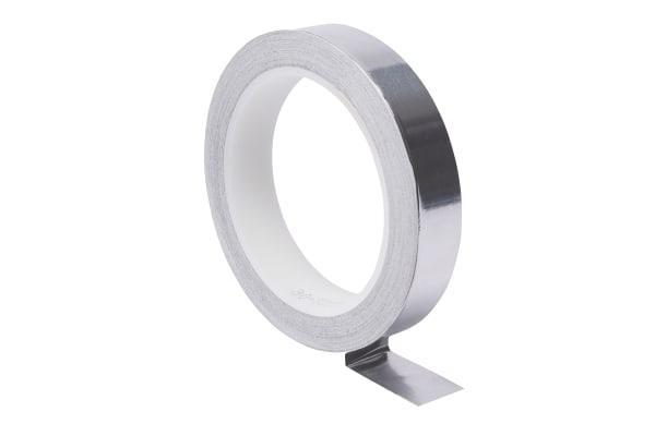 Product image for 1170 aluminium foil tape 6mmx16,5m