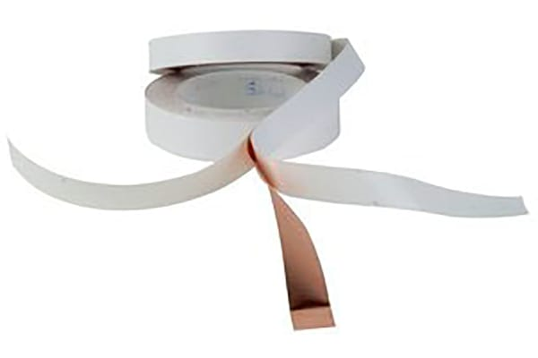 Product image for 1182 copper foil tape 12mmx16,5m