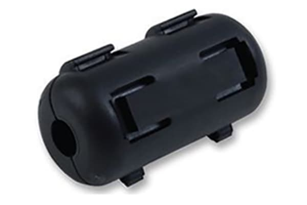 Product image for EMI FERRITE SPLIT SNAP-ON CORE BROADBAND