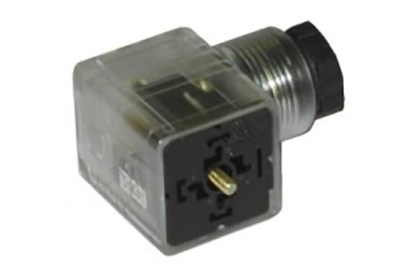 Product image for Sckt HD-PG9 LED 2 Pole + Earthing-12VDC