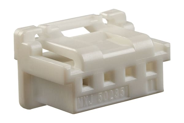 Product image for DURACLIK 2.0MM RECEPTACLE HOUSING, 4P