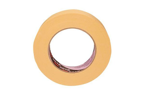Product image for HIGH TEMP MASKING TAPE 501E 18MM