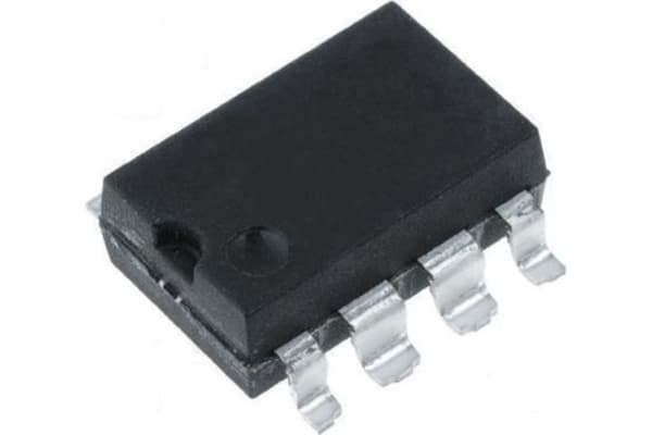 Product image for 10MBit/s Transistor Optocoupler DIP SMD8