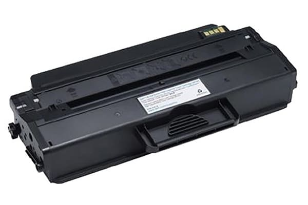 Product image for HIGH CAPACITY 2,500 PAGES BLACK TONER