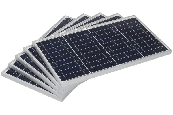 Product image for RS PRO 30W Monocrystalline solar panel