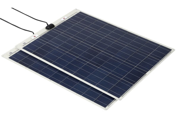 Product image for RS PRO 80W Monocrystalline solar panel
