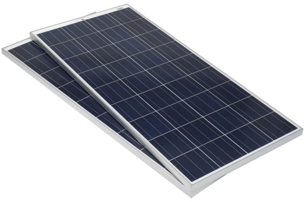 Product image for RS PRO 150W Monocrystalline solar panel