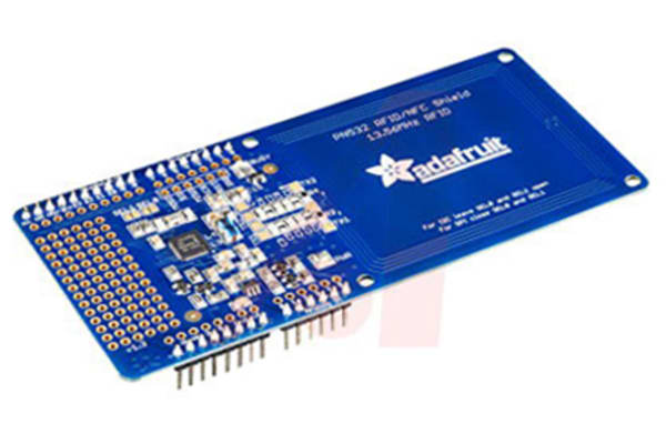 Product image for ADAFRUIT PN532 NFC/RFID CONTROLLERSHIELD