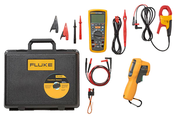 Product image for Fluke 1587 Multimeter Kit