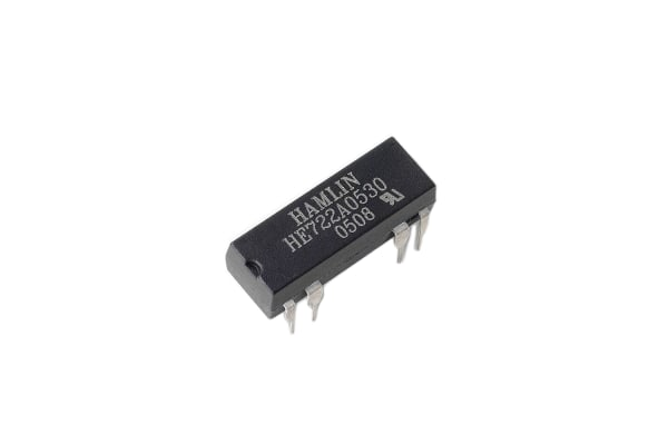 Product image for REED RELAY SPST-NO OR DPST-NO 5V DIODE