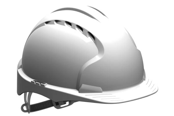 Product image for EVO 3 HELMET WHITE