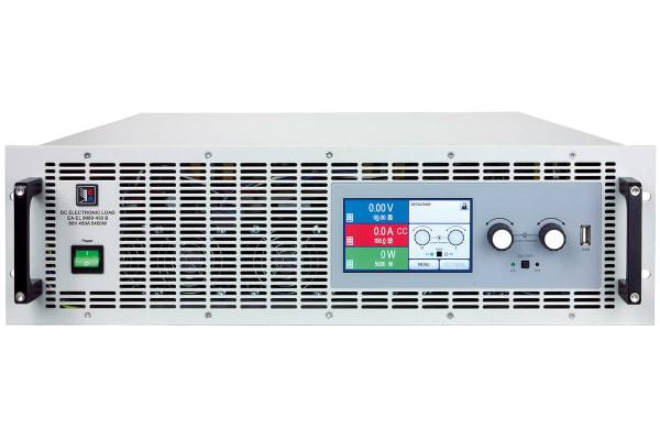 Product image for EA Elektro-Automatik Electronic Load, EA-EL 9000 B, EA-EL 9080-340 B , 0 → 340 A, 0 → 80 V, 0 → 4800 W, 0.02 → 7.5
