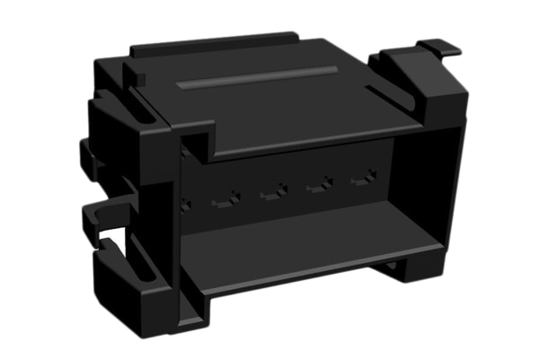 Product image for JUNIOR POWER TIMER CRIMP TAB HOUSING,10P