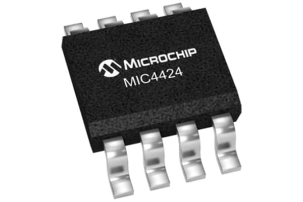 Product image for 3A Dual Hi-Speed MOSFET Driver MIC4424YM