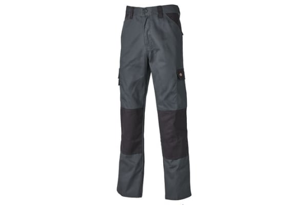 Product image for EVERYDAY TROUSER GREY/BLACK 32R