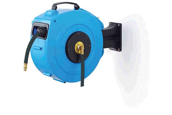 Product image for Spring Driven Hose Reel, 10mm ID, 15m