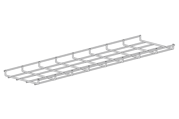 Product image for Wire basket tray 30X100mm