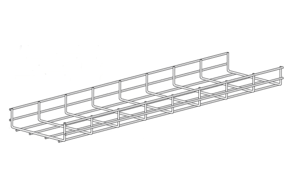 Product image for Wire basket tray 60X100mm