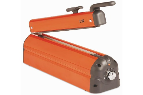 Product image for 320MM HEAT SEALER WITH CUTTER